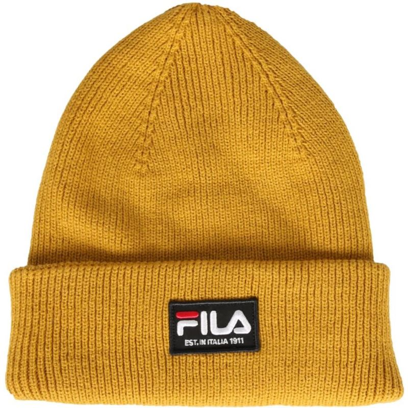 Fila BEANIE with woven label 686114-A705