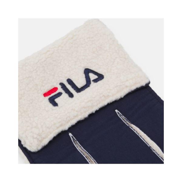 Fila KIDS SCARF of PES sherpa fleece 686214-N15
