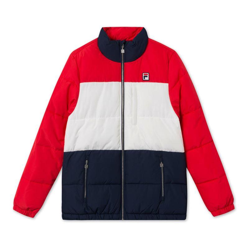 Fila MEN AVVENTURA puff jacket 687859-A687