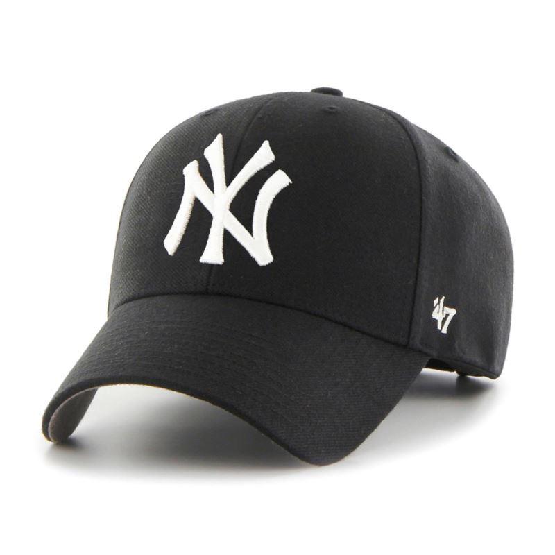 """47 BRAND MLB NEW YORK YANKEES MVP CZARNA """"47"""