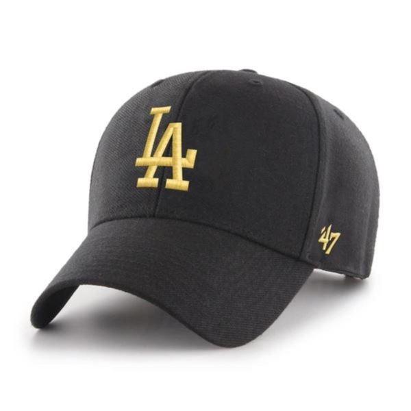 "47 brand MLB Los Angeles Dodgers ""47 MVP Snapback"