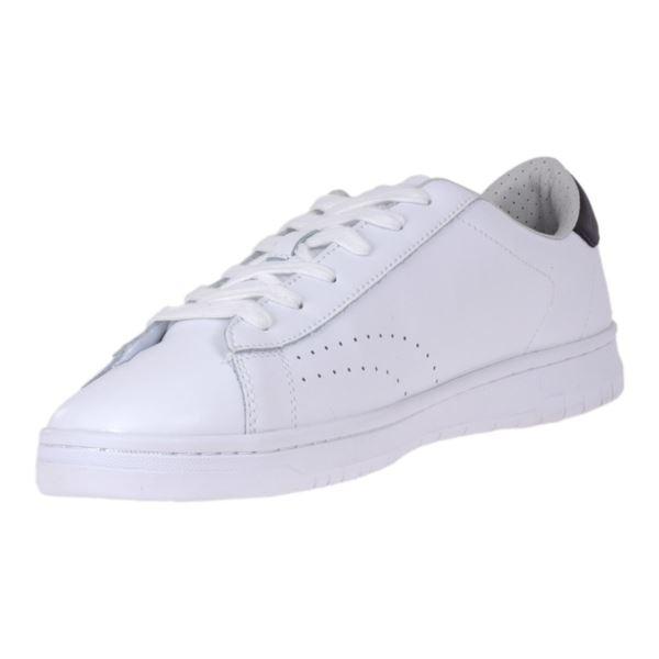 CHAMPION Low Cut Shoe COURT CLUB PATCH S21363-WW00