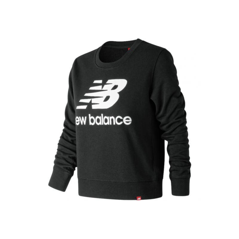 New Balance ESSENTIALS CREW BK WT91585BK