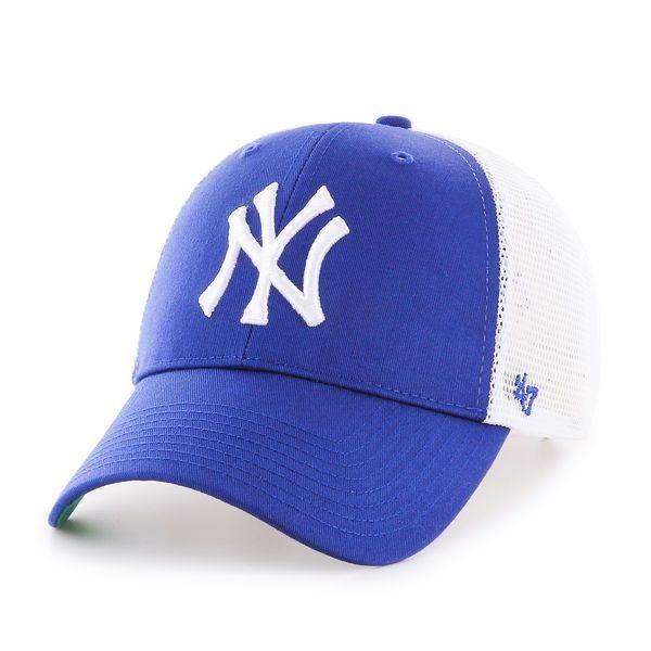 47 BRAND MLB NEW YORK YANKEES BRANSON NIEBIESKA