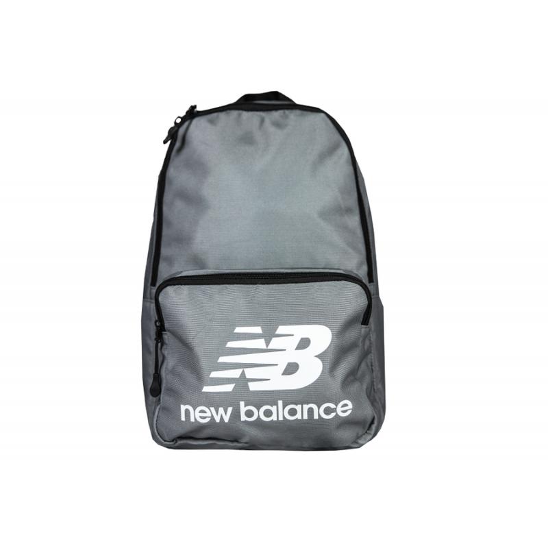 NEW BALANCE CLASSIC BACKPACK SZARY...