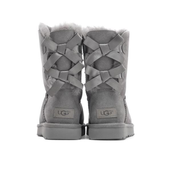 UGG B BOW II GREY 1016225-GRY