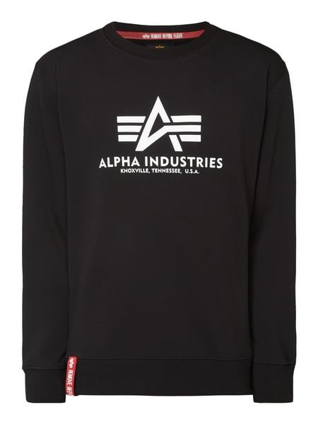 Alpha Industries Basic Sweater 178302-03