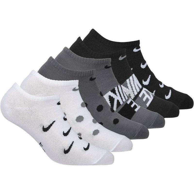 Nike Everyday ltwt no show -6par...