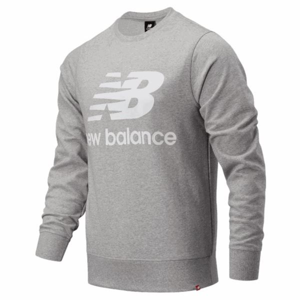 New Balance ESSENTIALS STACKED LOGO MT03560AG