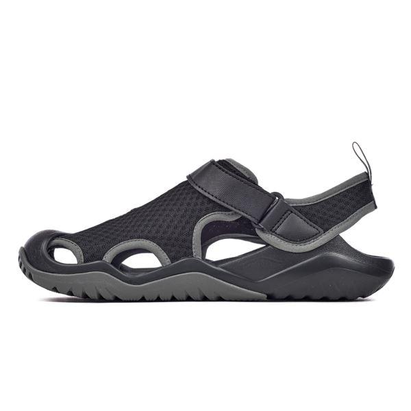 Crocs Swiftwater Mesh Deck Sandal Men's 205289-001