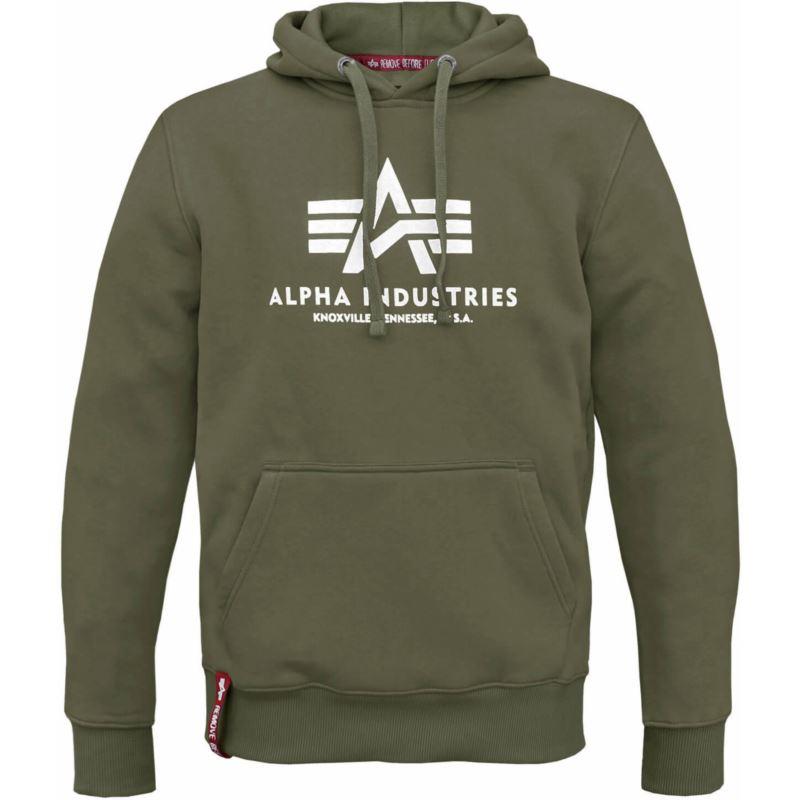 Alpha Industries Basic Hoody 178312-257
