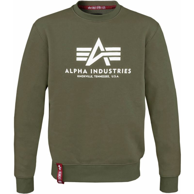 Alpha Industries Basic Sweater 178302-257